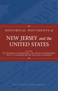 Historical Documents of New Jersey and the United States