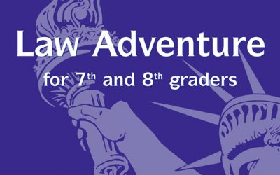 Registration Open for May 2018 Law Adventure Programs