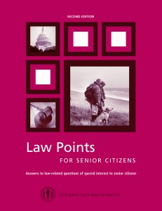 Law Points for Senior Citizens (English)