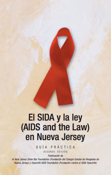 AIDS and the Law in New Jersey (Spanish)