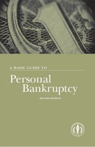 Bankruptcy: A Basic Guide to Personal Bankruptcy (English)