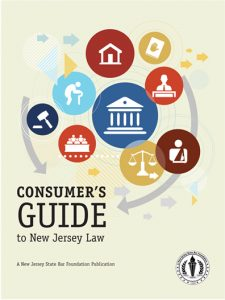 Consumer's Guide to New Jersey Law (English)
