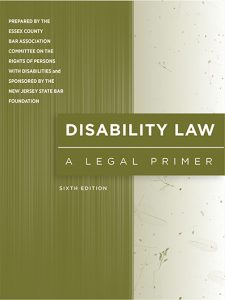 Disability Law: A Legal Primer (English)