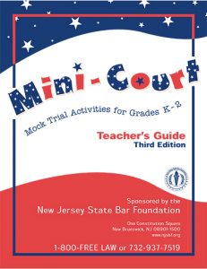 Mini-Court Teachers' Guide