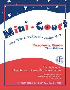 Mini-Court Teachers' Guide