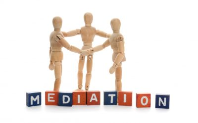 How is mediation different from litigation and what kinds of cases can be mediated?