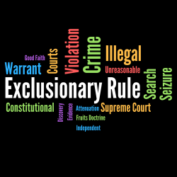 Is the Exclusionary Rule Still Relevant? - New Jersey State