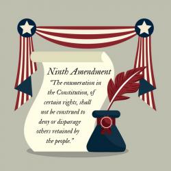 importance of the 9th amendment