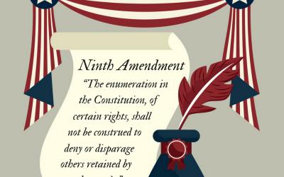Invoking the Ninth Amendment