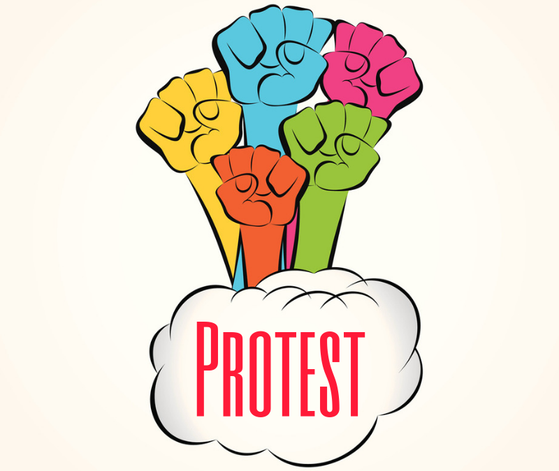 Right to Protest Forms a More Perfect Union