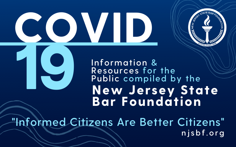 Foundation Creates COVID-19 Resource Page for the Public