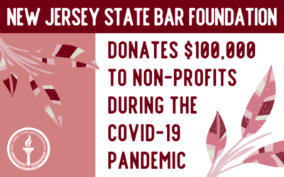 NJSBF awards $100,000 in grants to nonprofits for law-related education during pandemic