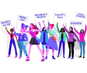Almost a Century Later the Battle to Ratify the ERA Continues