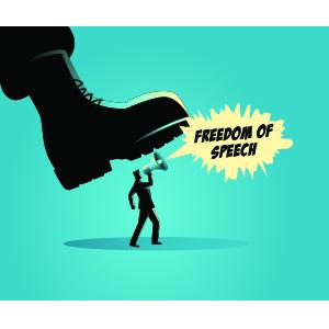 Freedom of Speech Vital to Democracy
