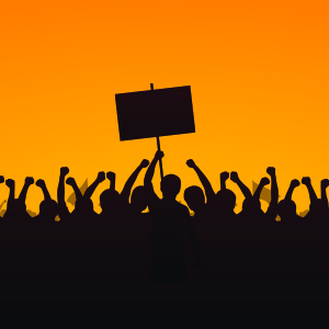 First Amendment Freedoms Allow For Dissent