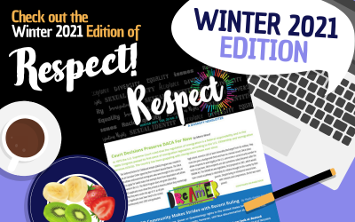 Winter2021 Edition of Respect Now Available