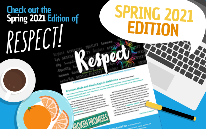 Check Out the Spring 2021 Issue of Respect